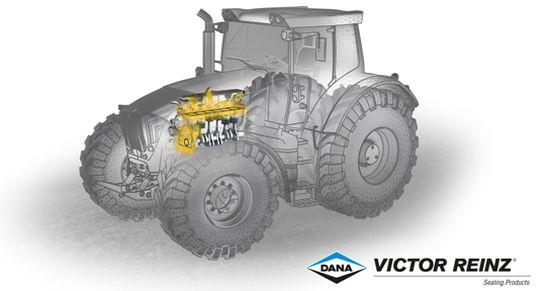 traktor-victor reinz- danac