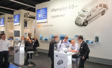 dt spare parts-diesel technic-messestand-automechanika