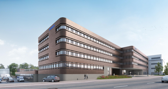 wabco-technology and innovation center-hannover