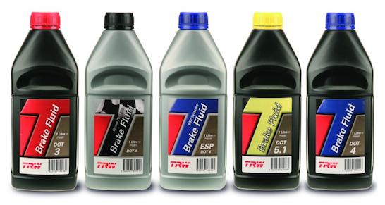 trw-zf aftermarket-bremsflüssigkeit