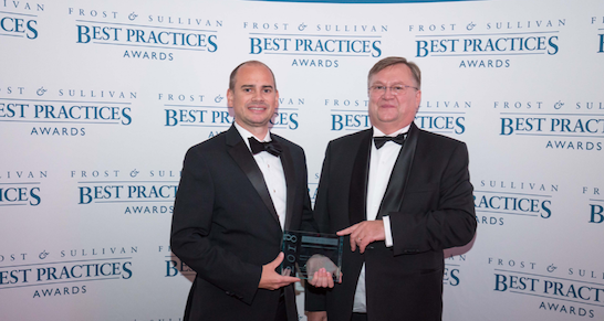 frost & sullivan - best practices award-zf aftermarket