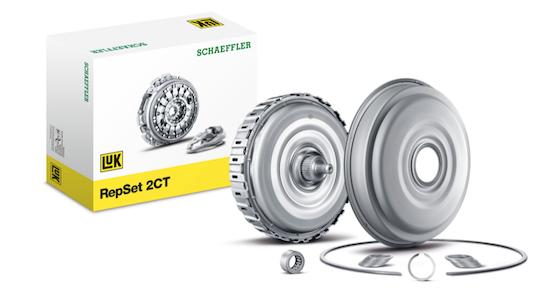 schaeffler-doppelkupplung-reparatur set-luk repset