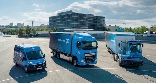zf-innovation van-elektrifizierug-autonomes fahren