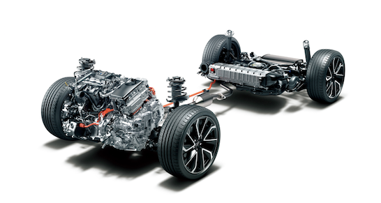 toyota chassis-stoßdämpfer-kyb