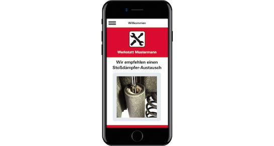 kyb europe-app-werkstatt