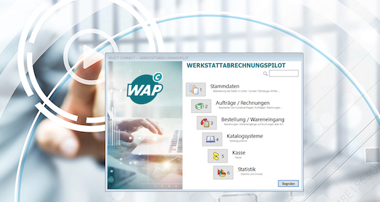 select ag-select connect-wap-software
