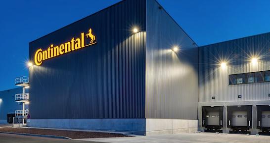 continental-logistikzentrum