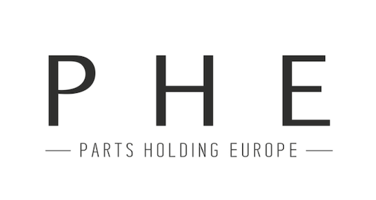 phe-parts holding europe-logo