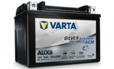 varta-Silver Dynamic Auxiliary-autobatterie
