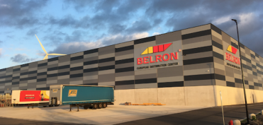 carglas-belron-European Distribution Center-autoglaslager