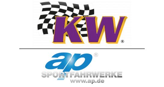 kw automotive-übernahme-ap sportfahrwerke