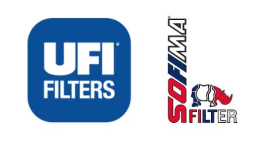 ufi filters-sofima filters-logos