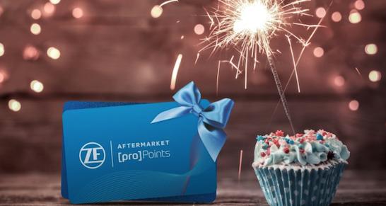 zf aftermarket-pro points-jahrestag