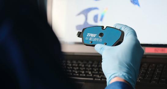 zf aftermarket-trw blue-produkt
