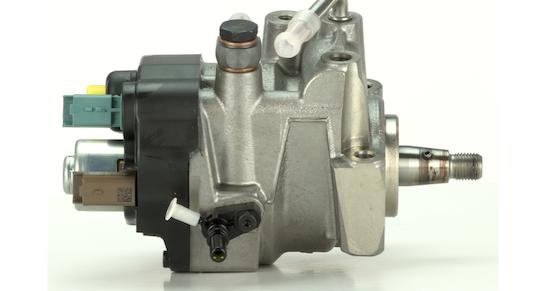 delphi technologies-common rail pumpen-motor