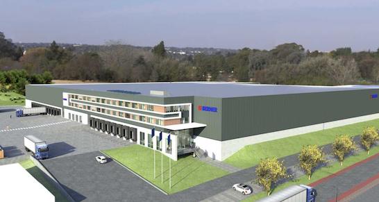 berner group-investition-logistikzentrum