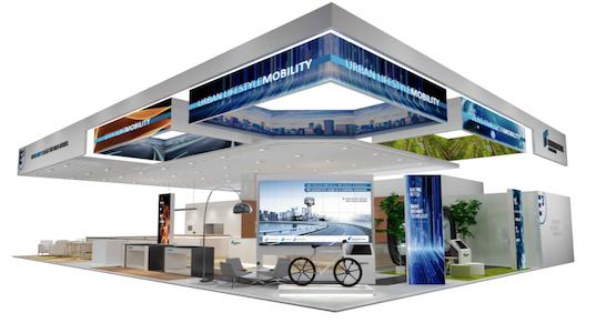 rheinmetall automotive-iaa 2019-messestand