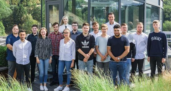 bilstein group- azubis- auszubildende 2019