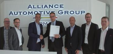 alliance automotive group-gws-aagg-microsoft dynamics 365
