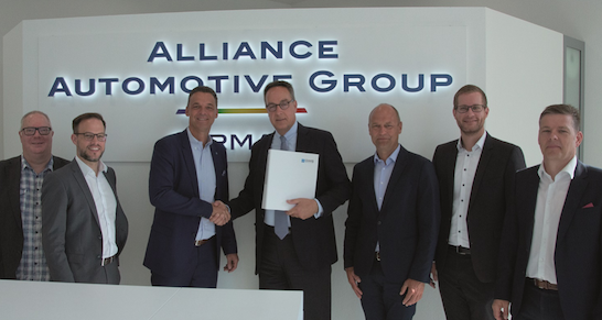 alliance automotive group-gws-aagg-microsoft dynamics 365