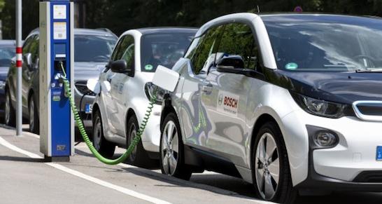 bosch-elektromobilität-zapfsäule-iaa 2019