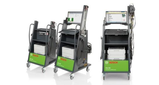 bosch-messgeräte-fsa 7er serie-abgasuntersuchung-systemanalyse-48 volt- BEA 950