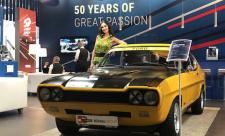 ronal group-iaa 2019-jubiläum-50 jahre Ford Capri RS2600 V6