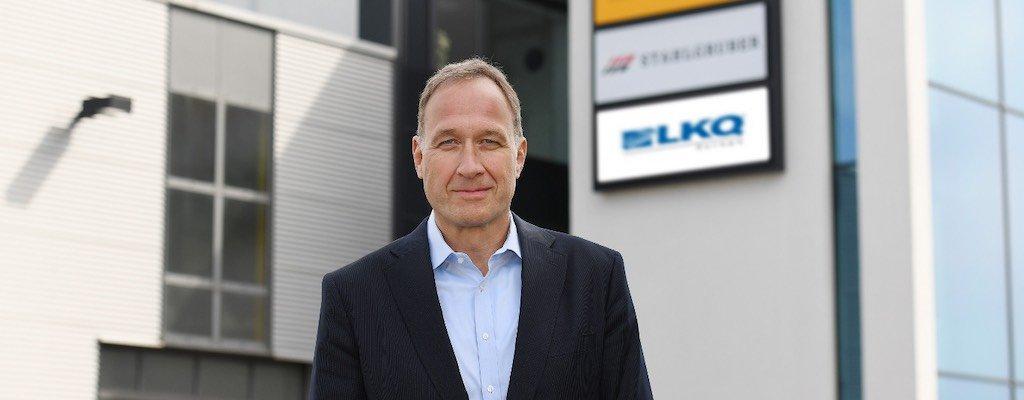LKQ-CEO Franz fordert Datenaustausch