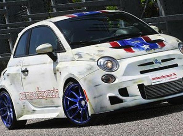 BILSTEIN präsentiert einen FIAT 500
